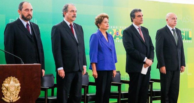 Presidenta Dilma Rousseff lançou e encaminhou ao Congresso Nacional, na última quarta (18), o pacote anticorrupção