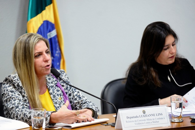 Luizianne Comissão Mulheres