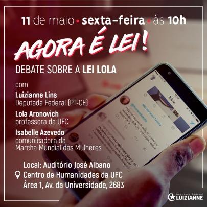 card debate lei lola ufc