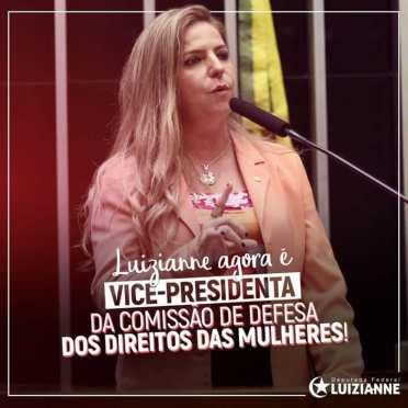 Luizianne Cmulher