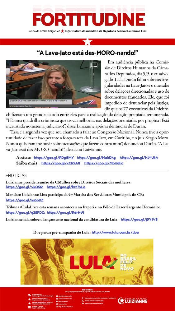 Fortitudine Web Email - Edição 48